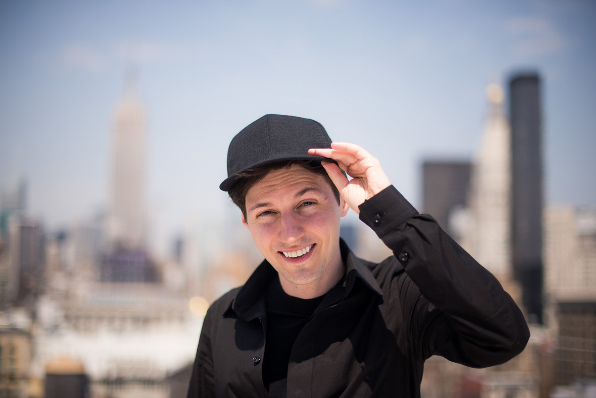 Павел Дуров: история жизни изобретателя
