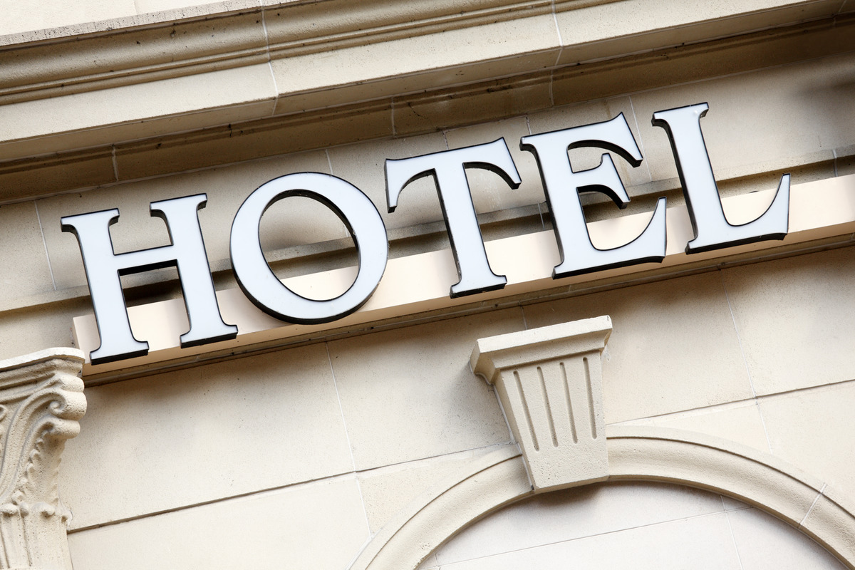 Реклама гостиницы